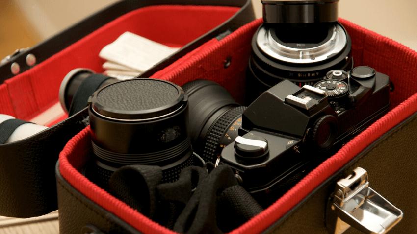 カメラバッグ・カメラケース