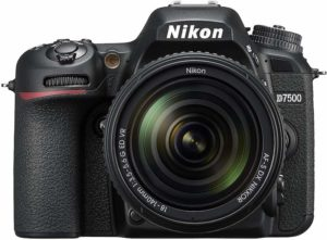 Nicon D7500